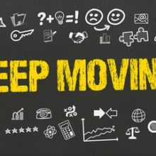 Keep moving forward! Know You Can Do It