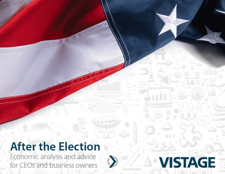 After the Election Economic: Analysis and Advice for CEOs and Business Owners