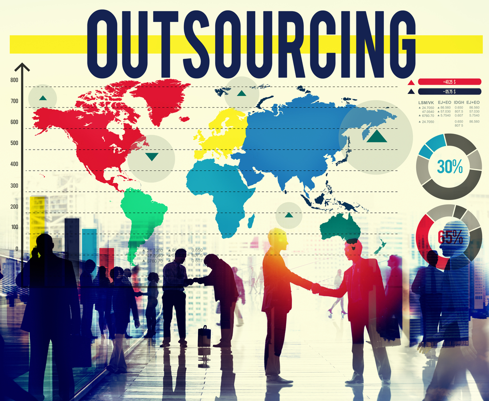 report of outsourcing