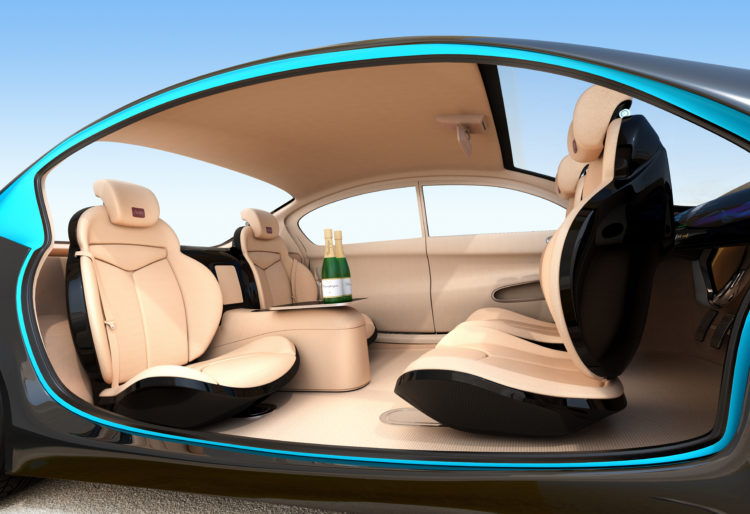 Predictions on Self-Driving Cars